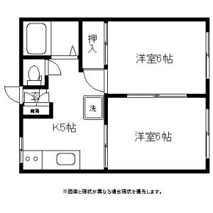 サンハイツ呉羽_103